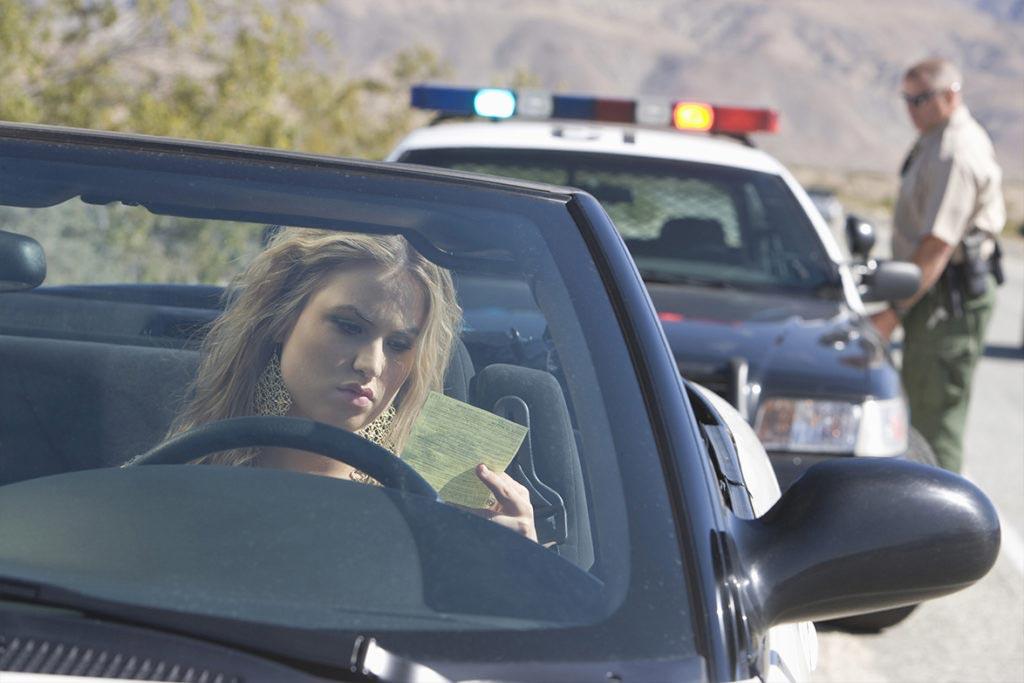 Speeding Ticket in NYC