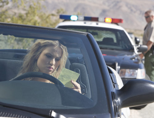 Driving Around Town: Speeding Tickets